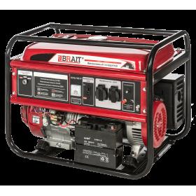 Генератор BRAIT BR6500-CU(E) (15 л.с., 6,5 кВт)