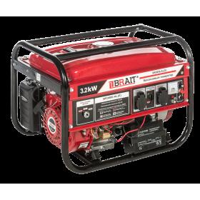 Генератор BRAIT BR3800-AL(E) (7 л.с., 3,2 кВт)