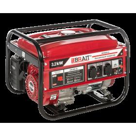 Генератор BRAIT BR3800-AL (7 л.с., 3,2 кВт)