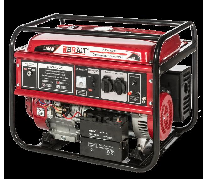 Генератор BR5500-CU(E)