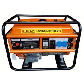 Генератор BRAIT BR6500-CU (15 л.с., 6,5 кВт)
