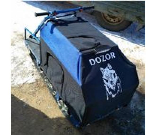 Мотобуксировщик DOZOR 6,5 купить