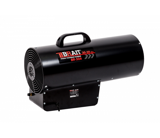 Пушка тепловая газовая BRAIT BR-50A